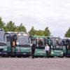 Etsimme mukavaa ja ammattitaitoista linja-autonkuljettajaa
