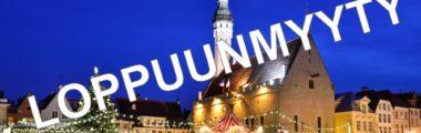 Tallinnan hotellimatka 25.-27.11. LOPPUUNMYYTY