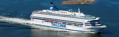 Silja Europan Tallinnan risteily su-ma 9.-10.8.2020