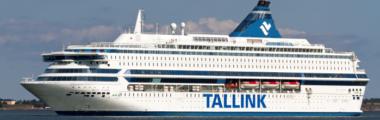 Silja Europan Tallinnan risteily ke-to 30.9.-1.10.