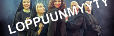 Nunnia ja Konnia Lahden kaupunginteatterissa la 9.11. LOPPUUNMYYTY