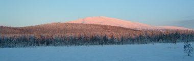 Ensi lumen kaamosmatka Ylläkselle 1.-8.12.