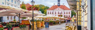 Kevätmatka! Tallinna-Tartto pe-su 16-18.4.2021
