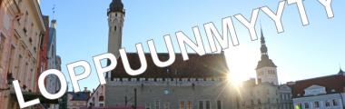 Talvitarjous; Tallinnan hotellimatka 31.1.-2.2.2020 LOPPUUNMYYTY