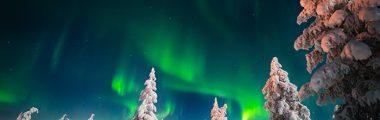 Ensi lumen kaamosmatka Saariselälle 21.-28.11.2020