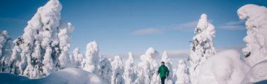 Kevään hiihtomatka Luostolle 20.-27.3.2021